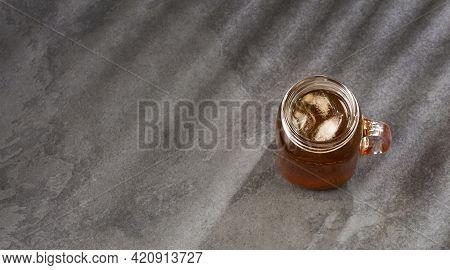 Tamarindus Indica - Tamarind Juice In A Glass