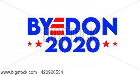 Bye Don 2020 Vector Design, Bye Don Vector