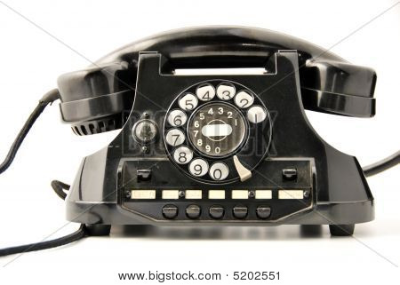 Old Fashoned Telephone