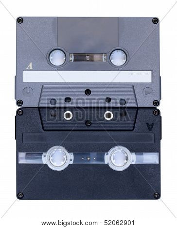 Two Audio Tapes