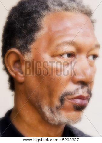Soft Focus  Morgan Freeman