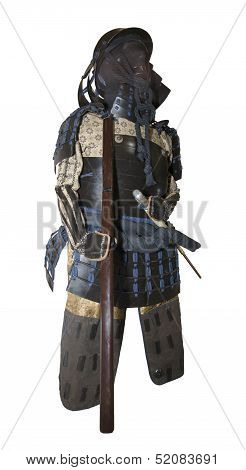 Armour Of The Samurai
