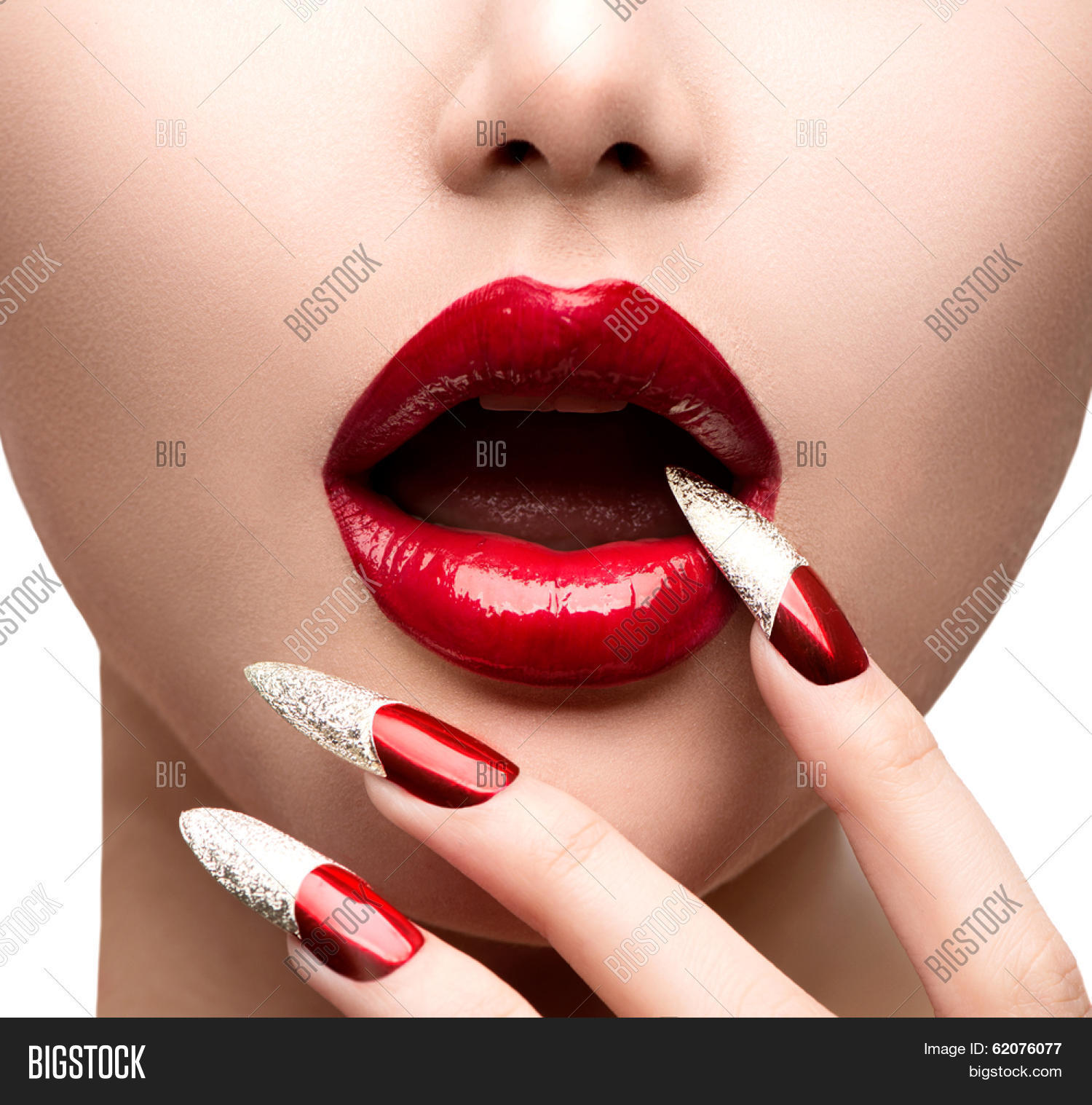 Fashion Model Girl Image & Photo (Free Trial) | Bigstock