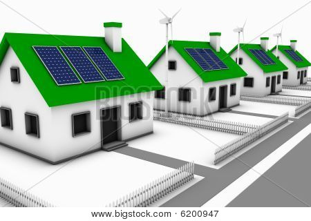 Green Energy Neighborhood