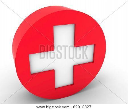 Cross The Symbol Of Medicine