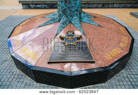 Royal Australian Air Force Memorial, Brisbane.