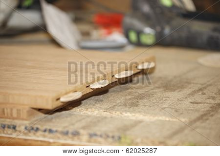 Joining Wooden Boards