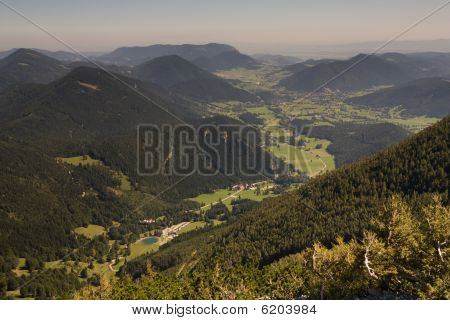 Valley Under The Schneeberg