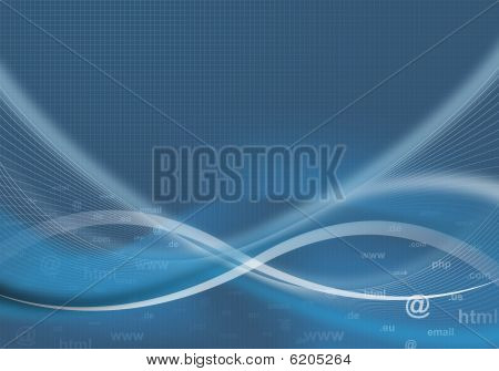 Abstract Media Background