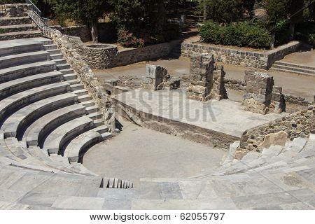 The Odeum, Kos Town, Greece