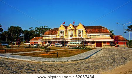 Ancient Famous Place Travel In Vietnam
