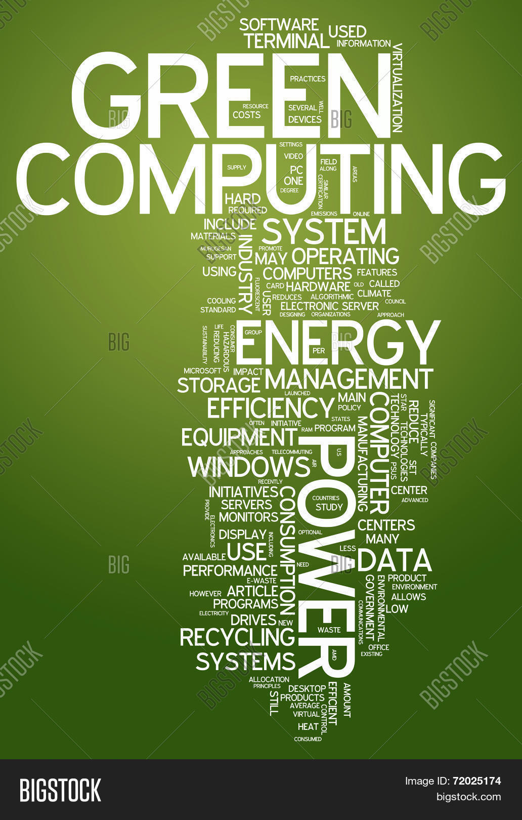 green computing algorithm efficiency An efficient green control algorithm in  achieving an energy-efficiency control and simultaneously satisfying a performance  loud computing is a service new.