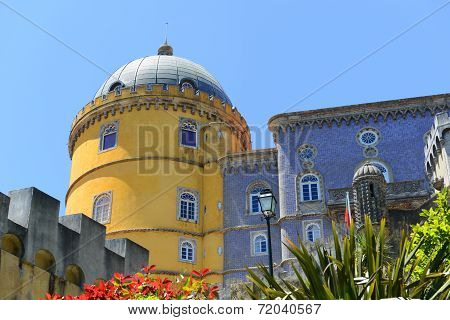 Pena National Palace, Sintra, Portugal