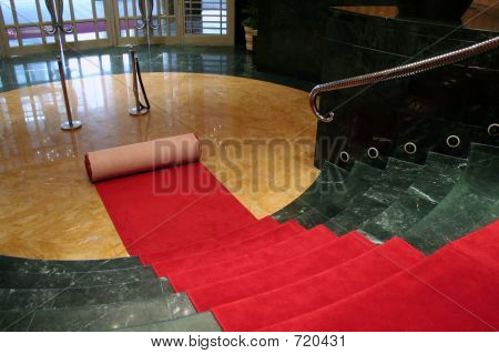 Rolling Out The Red Carpet