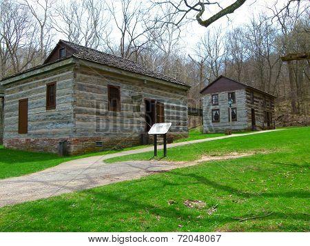 Historic Distillery & Wood Shop
