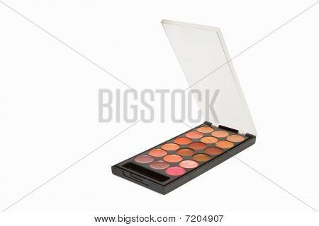 Eyeshadow Box Isolated