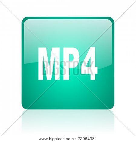 mp4 internet icon