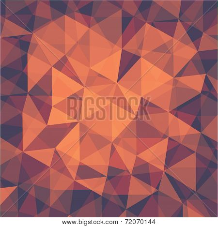 abstract shape background vector