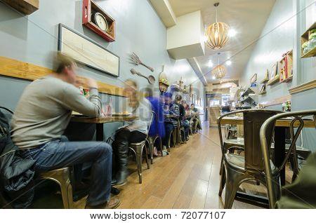 San Francisco Cafe Restaurant