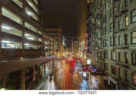 Stockton Street, San Francisco