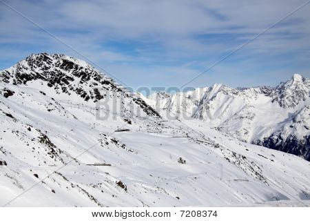 The Alps Mountains