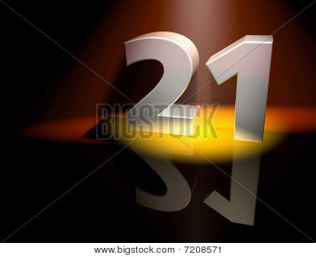 Congratulation 21
