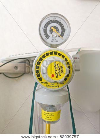Oxygen Inhalation Apparatus