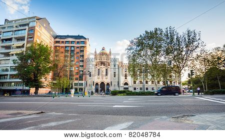 Church Of Saint Theresa And St. Jose, Madrid