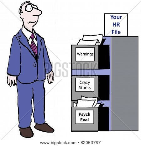 Your HR File