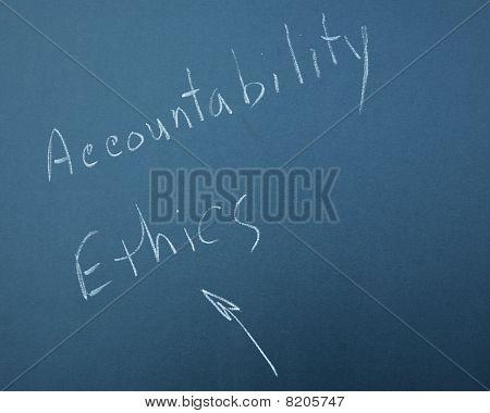 Accountability & Ethics