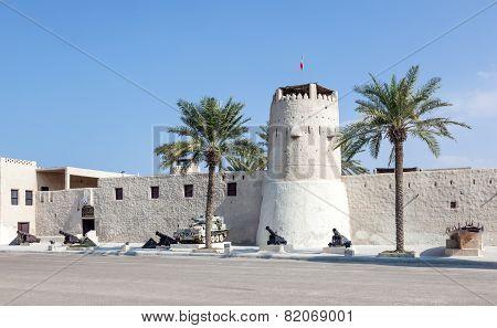 Historic Fort In Umm Al Quwain
