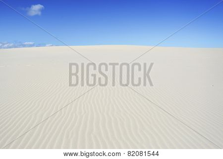 Miles And Miles Of Sand At Dark Point