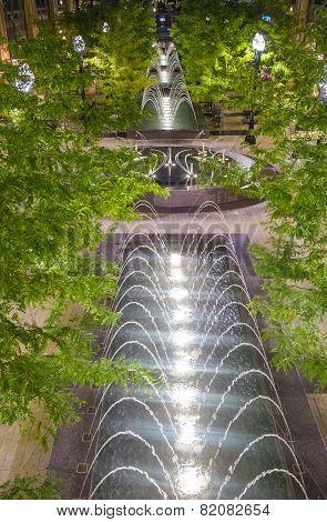 Salt Lake City , City Creek