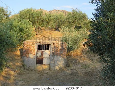Irrigation Building