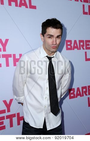 LOS ANGELES - MAY 27:  Samuel Witwer at the