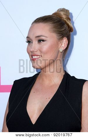 LOS ANGELES - MAY 27:  Clare Grant at the