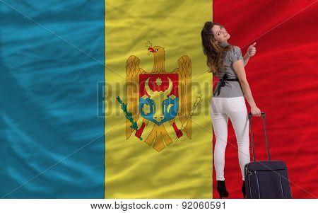 Tourist Travel To Moldova