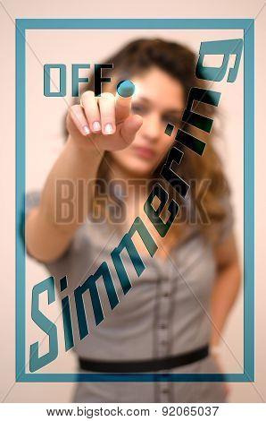 Anger Management, Turn Off Simmering