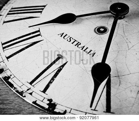 Australian time