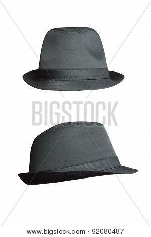 Fedory Hat Isolated