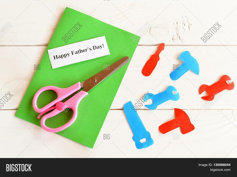 Paper Tools Scissors Image Photo Free Trial Bigstock