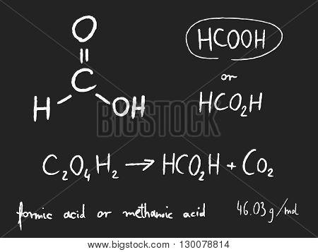 Methanoic Acid