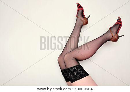 Female sexy legs
