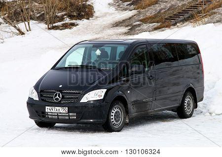 Mercedes-benz W639 Vito