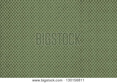 Distress Overlay Green Color Gunny texture For Designs vintage in country style. EPS10 vector.