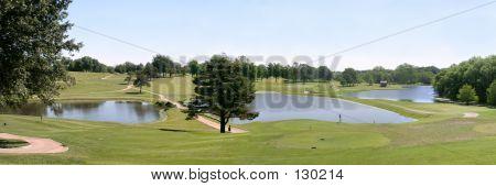 Golf Course Panorama 1