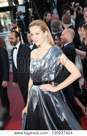 Petra Nemcova attends a screening of 'Julieta' at the annual 69th Cannes Film Festival at Palais des Festivals on May 17, 2016 in Cannes, France.
