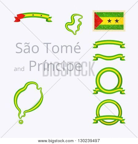 Colors Of Sao Tome And Principe
