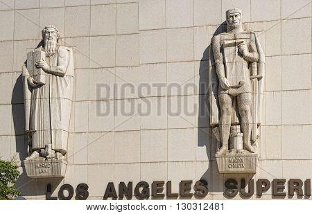 Los Angeles Superior Court Detail