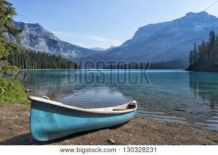 Yoho Park Emerald Lake